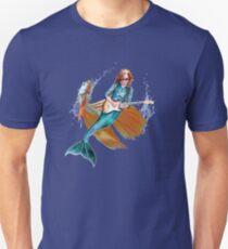 love me like a mermaid Unisex T-Shirt