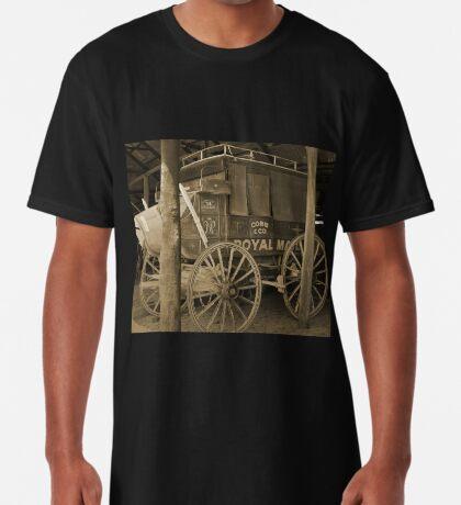 Alte Kutsche Longshirt
