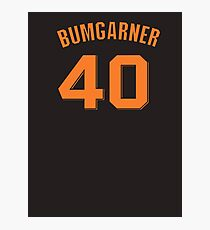 Madison Bumgarner Photographic Print