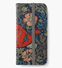 William Morris Compton iPhone Wallet/Case/Skin