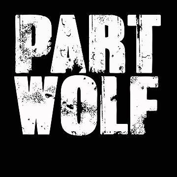 part wolf by JTK667