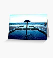 Pemba beach, Mozambique Greeting Card