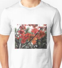 Japanese Maple Unisex T-Shirt