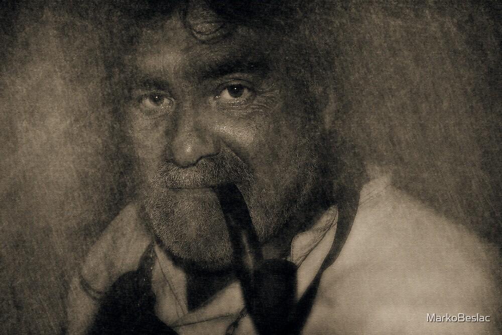 Portrait II by MarkoBeslac
