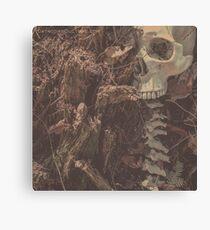 Catacomb Culture - Macabre Forest Canvas Print