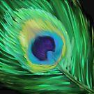 Peacock Eye 1 by OmandOriginal