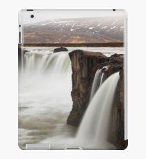 Godafoss iPad Case/Skin