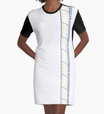 Windel M4 T-Shirt Kleid