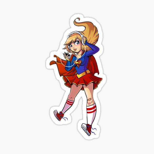 Supercutie Sticker