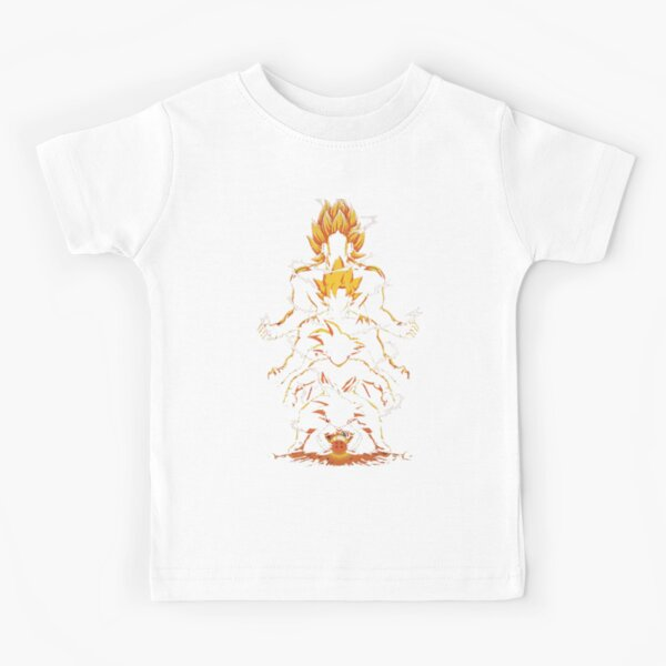 Son Goku T-shirt enfant