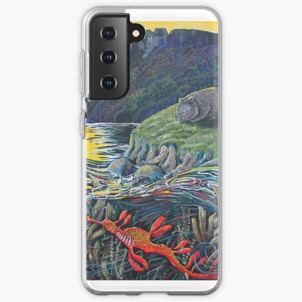 Maria Island 1 Samsung Galaxy Soft Case