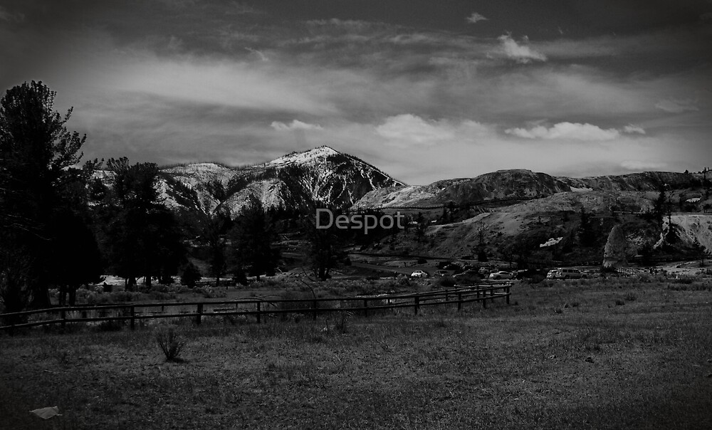 Hills by Despot