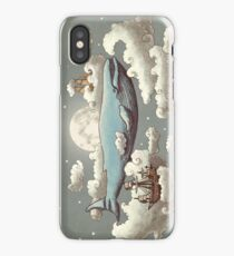 Ocean Meets Sky  iPhone Case/Skin