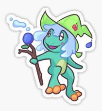 Lillypad Sticker