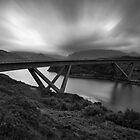 The Kylesku Bridge by derekbeattie