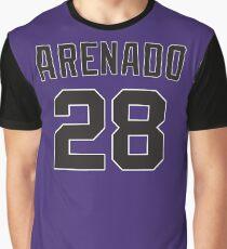 Nolan Arenado Graphic T-Shirt