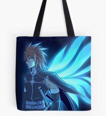 Tales of Symphonia - Kratos Aurion Tote Bag