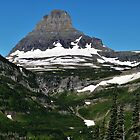 Clement Mountain - Glacier National Park, Glacier & Flathead Counties, MT by Rebel Kreklow