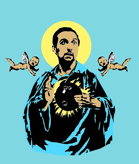 The Jesus by brakkum