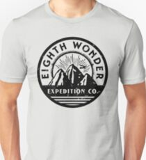 Eighth Wonder Expedition Co. Unisex T-Shirt