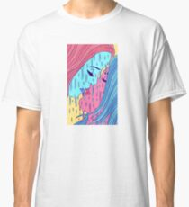 Psychedelic Lovers Classic T-Shirt