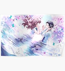 Silent Voice - Koe No Katachi Poster