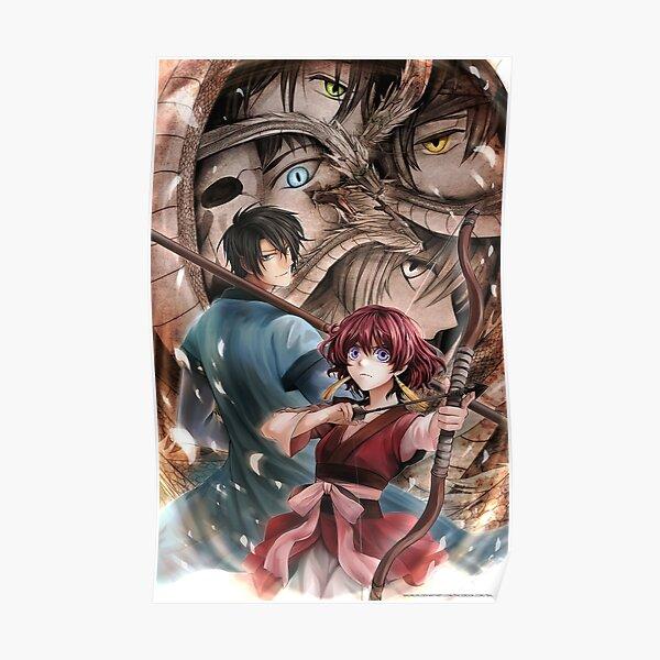 Akatsuki no Yona - Yona de l'aube Poster