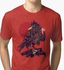 BlackBi(ea)rd Tri-blend T-Shirt