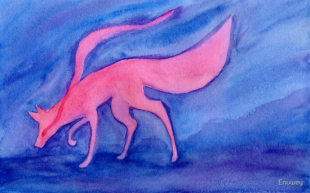 Fox by Enuwey