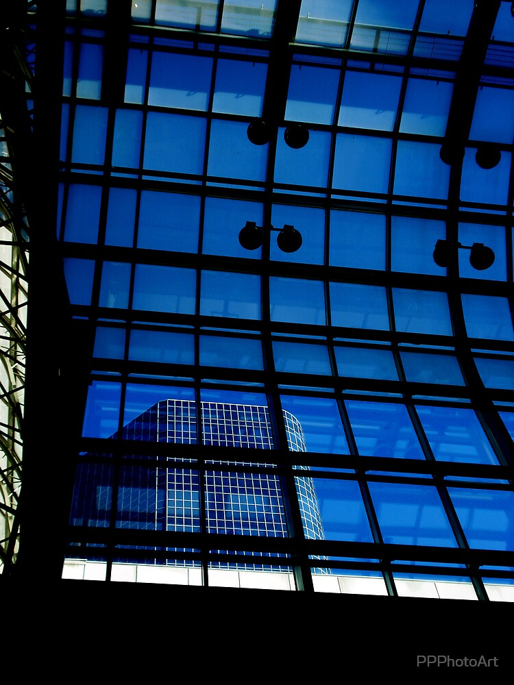Glass ceiling by PPPhotoArt