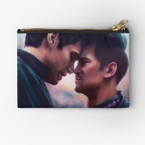 Lovers' Moment Zipper Pouch