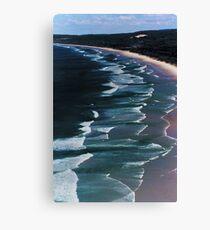 Tallow Beach Canvas Print