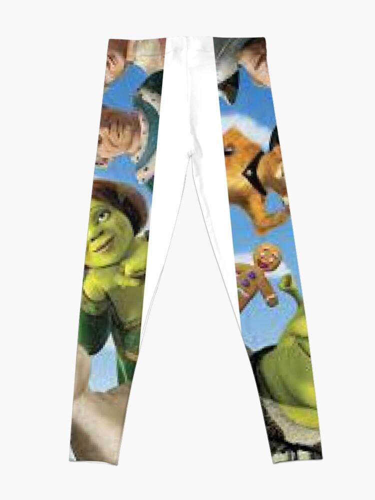 Alternative Ansicht von Shrek 2 Leggings