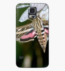 Drinking from Hosta Flowers Case/Skin for Samsung Galaxy