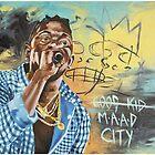 Good Kid M.A.A.D City by Badmann Portraits