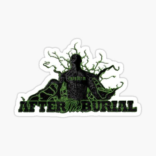 After The Burial Rareform Sticker