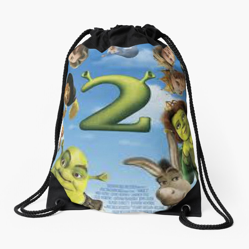 Shrek 2 Turnbeutel