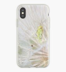Resting on Seeds iPhone Case