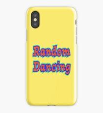 Random Dancing iPhone Case/Skin
