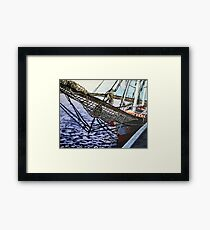 For one and all Framed Print