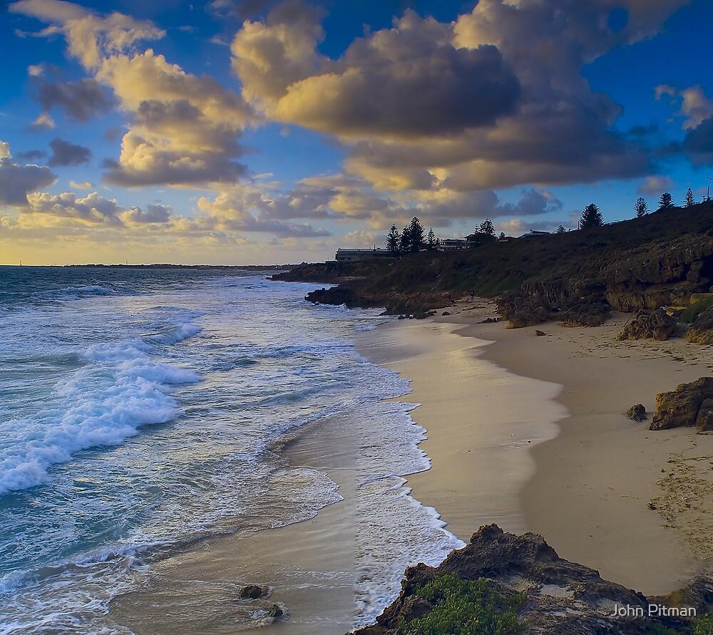 North Beach by John Pitman