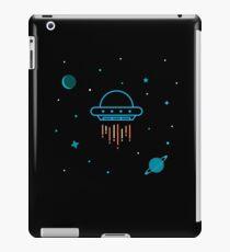Cool UFO Sci Fi Space  iPad Case/Skin