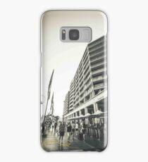 Sydney streetscape  Samsung Galaxy Case/Skin