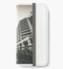Sydney streetscape  iPhone Wallet/Case/Skin