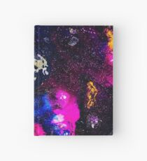 Nebula Space Wallaby  Hardcover Journal