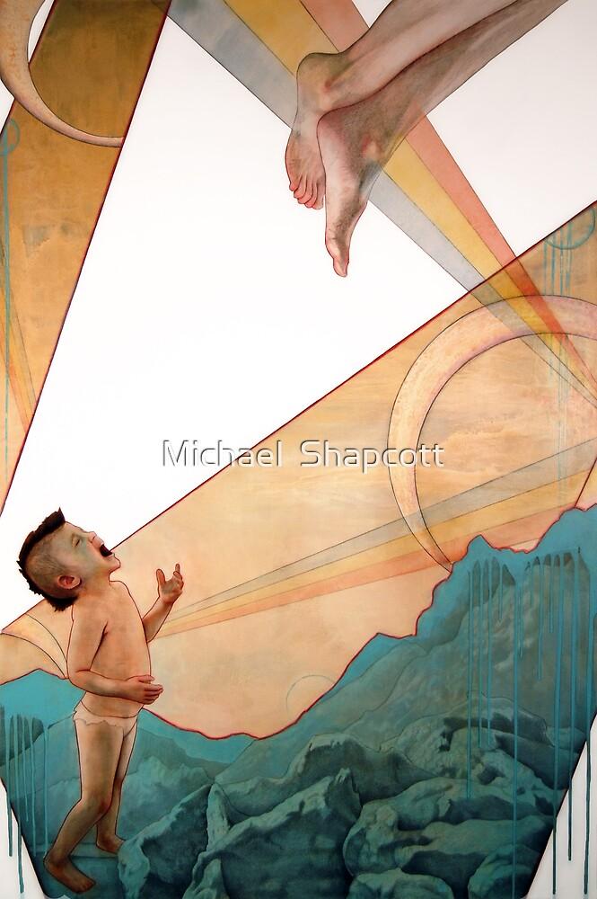 Wail by Michael  Shapcott
