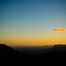 Blue Mountains by Chris Logue