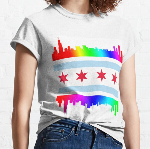 Chicago Pride Classic T-Shirt