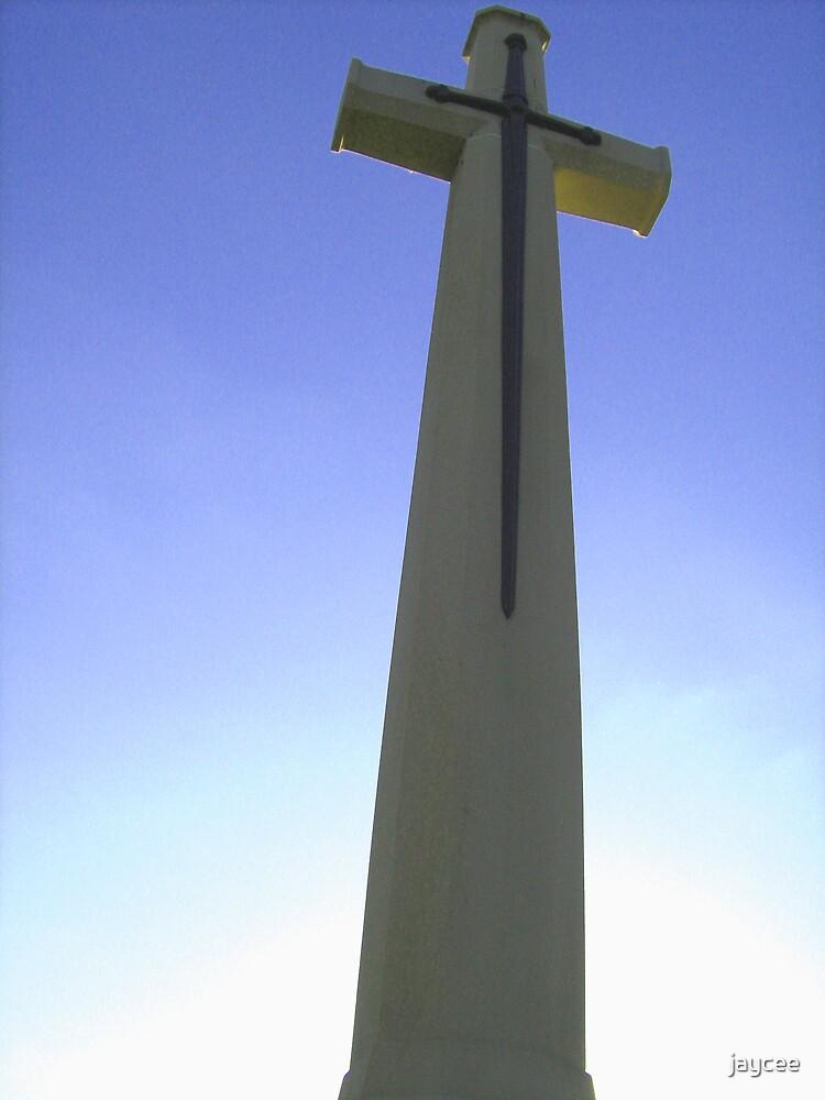 Cross by jaycee