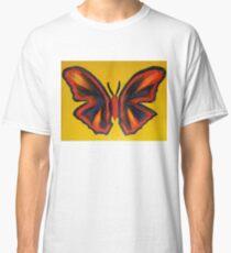Ninja Butterfly Finger Painted MKART Classic T-Shirt
